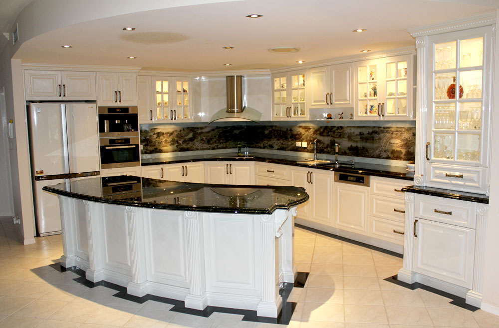 Custom Kitchens Brisbane Pk Kitchen Design