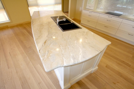 Granite bench tops. Brisbane & Toowoomba kitchen renovation.