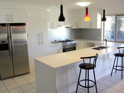 Custom kitchen cabinets Brisbane