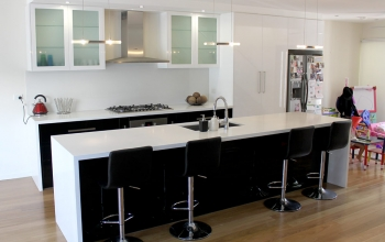 Minimal Kitchen, Red Hill