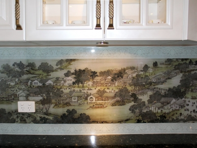 Decorative Oriental Kitchen, Westlake