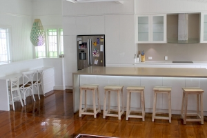 Multi-room renovation, Kedron